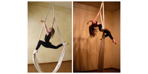 Create Striking Transitions in Your Aerial Choreography
