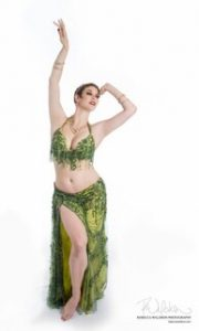 Six Tips for Fluid Arms and Hands (advice from a professional belly dancer)