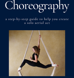 Ebook: Intro to Aerial Choreography