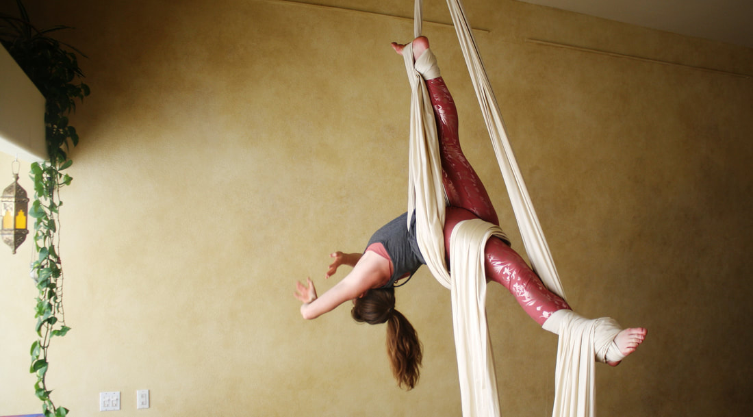 Approaching Aerial Choreography