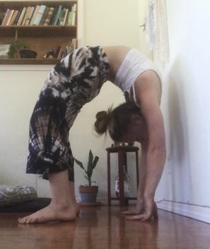 backbends yoga vs flexibility/contortion  wakeful ascent