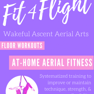 Fit4Flight: At-home Floor Workouts for Aerialists