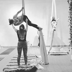 Five Training Tips for Aspiring Aerialist