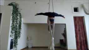 Aerial Silks Technique Analysis