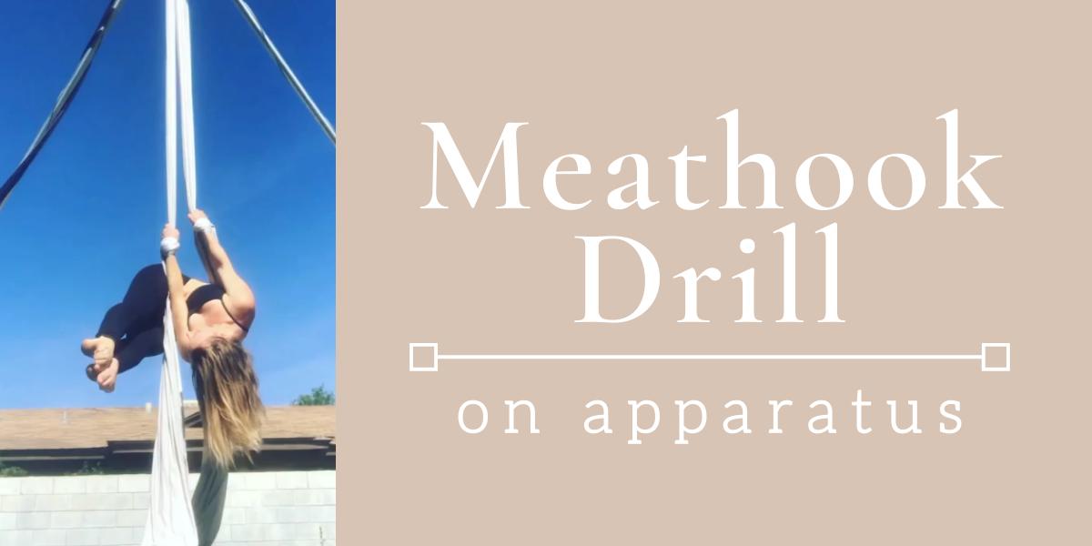 Meathook Drill (On Apparatus!)