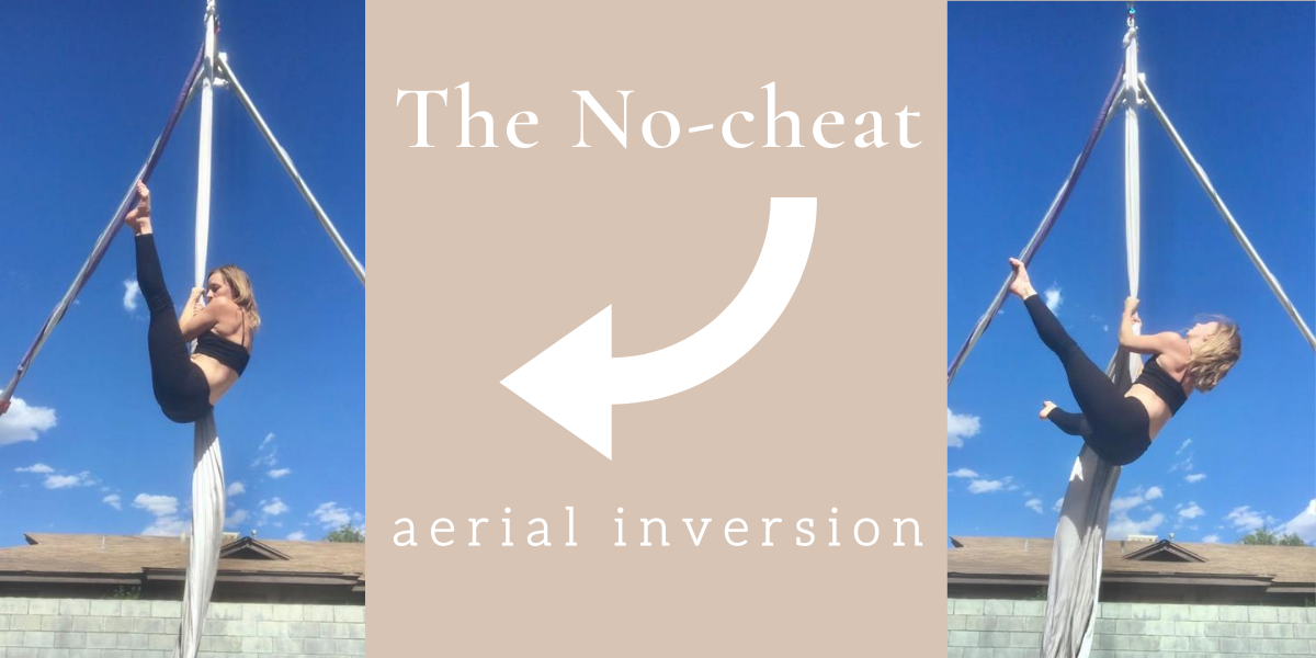 The No-cheat Aerial Inversion