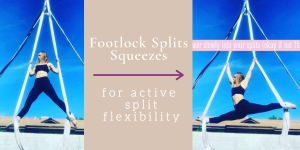 Active Flex Drill: Footlock Splits Squeezes