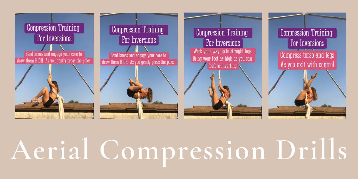 Compression Drills – Aerial Inversion Conditioning