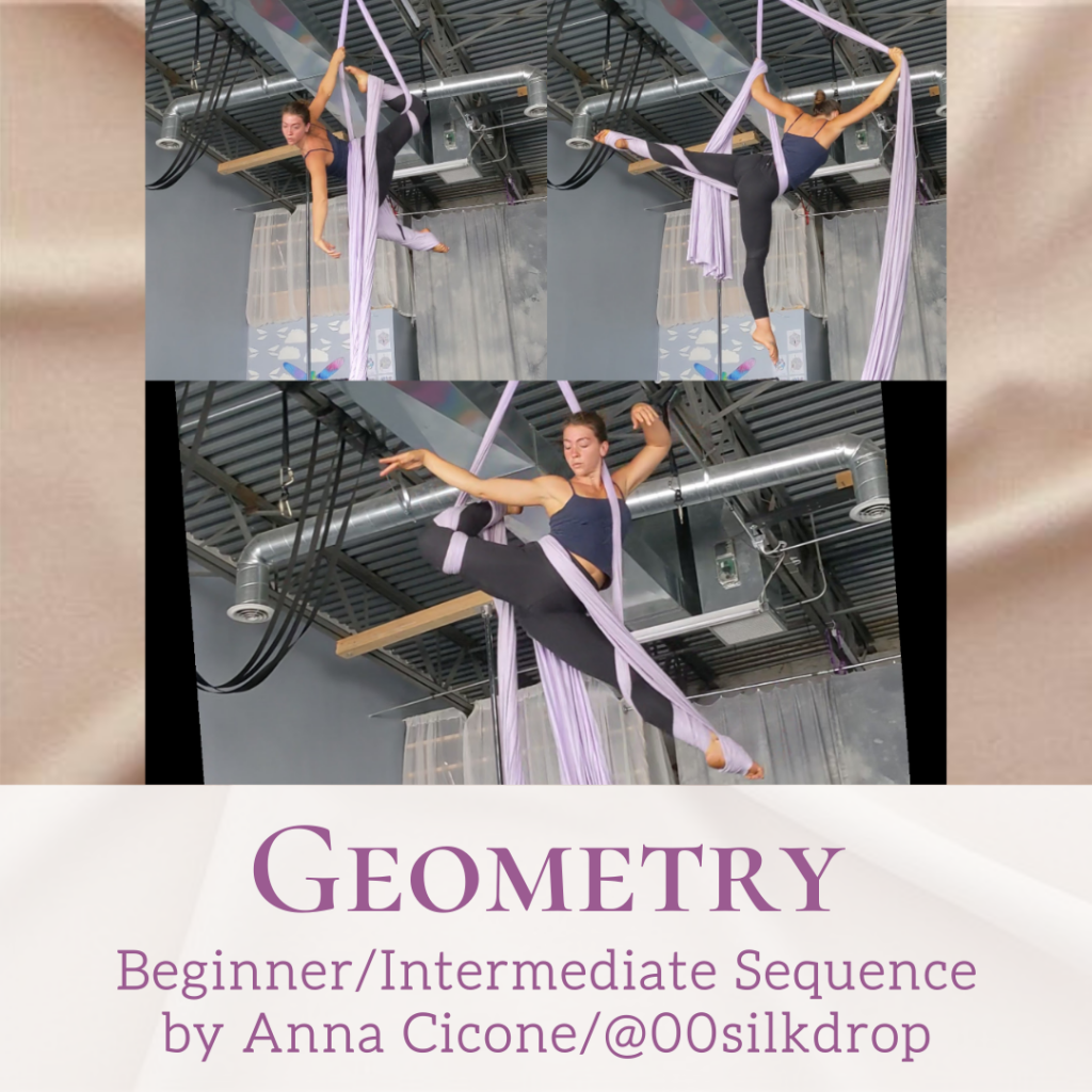 geometryaerialsilksannacicone