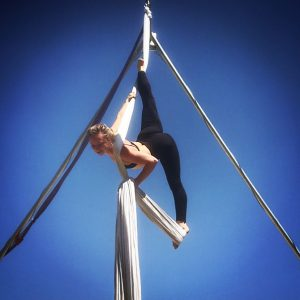 Aerial Silks Video Feedback