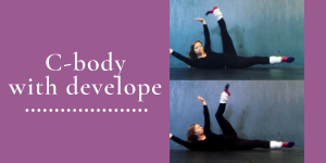 C-body Developes for Oblique Strength & Lines