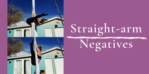 Straight-arm Inversion Negatives