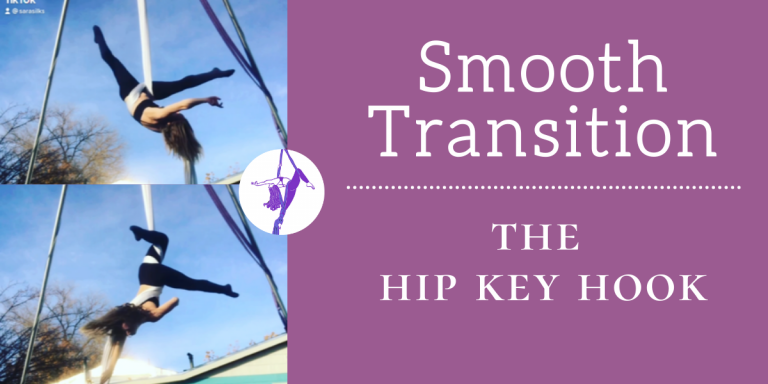 A Beautiful Transition: The Hip Key Hook (Mini Tutorial)