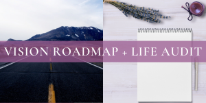 Vision Roadmap + Life Audit