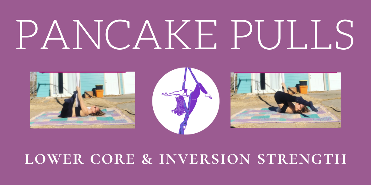 Pancake Pulls for Lower Core & Inversion Strength
